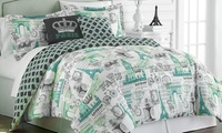 Hotel 5th Ave Paris Collection 5-Pc. Comforter Set
