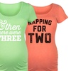 Perfect Spring Maternity Tee