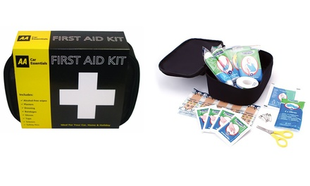 1x oder 2x Erste-Hilfe-Tasche vonAA Auto Essentials (Frankfurt)
