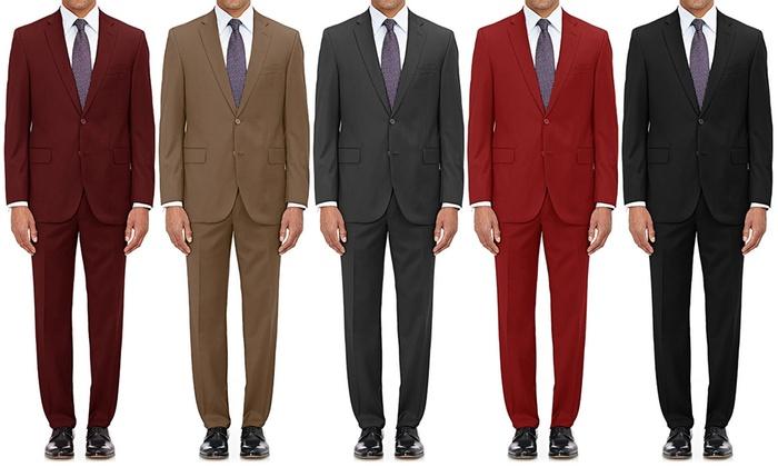 Bernardi Men's Classic-Fit Suits (2-Piece)