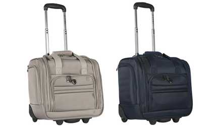 Carry ons deals coupons groupon for Swissgear geneva 19