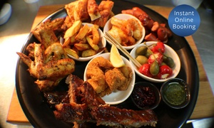 Orpheus New Orleans Cuisine: $30 for $60 or $120 for $240 to Spend on Cajun Food and Drinks at Orpheus New Orleans Cuisine
