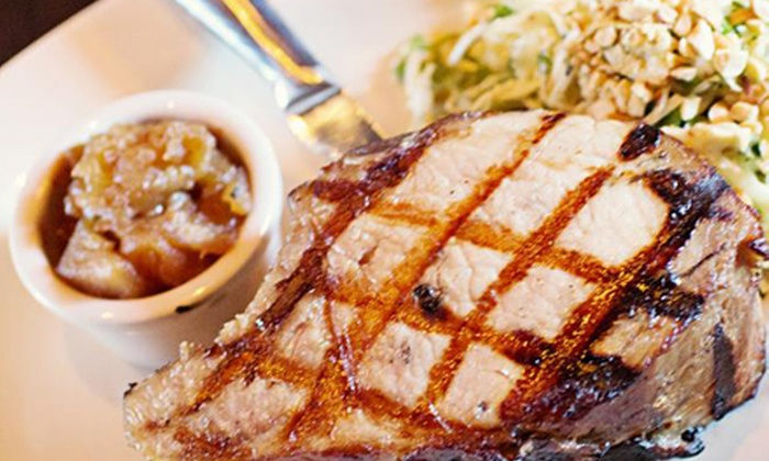 Chop Chandler - Downtown Octotillo: Steakhouse Cuisine and Drinks at CHoP Chandler (Half Off)