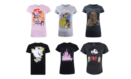 Women's Disney Cotton T-Shirt