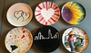 VIP Paints - East Pilsen: BYOB Ceramics Painting Class for One or Two at VIP Paints (Up to 53% Off)