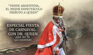 """Les Nits: 2 entradas al """"Dr. Queen"""" el 24 de febrero a las 21h en la Sala But de Madrid por 18 € en Sala But de Madrid"""
