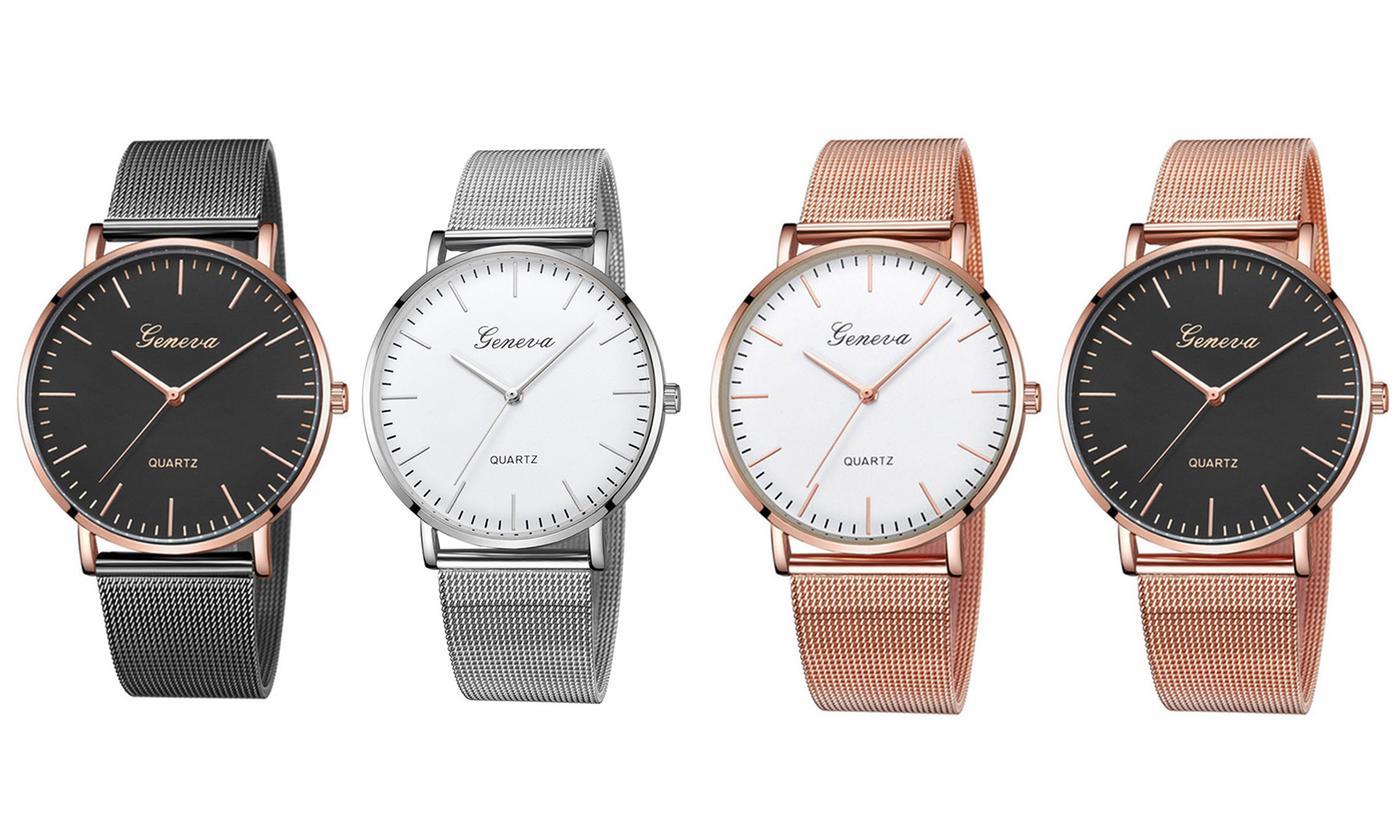 Geneva Women's Watch (£14.99)