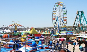 The Misquamicut Business Association: One-Day Admission for Two, Four, or Six to Spring Fest from The Misquamicut Business Association (Up to 48% Off)