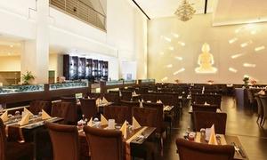 Restaurant MIKU: Teppanyaki All-you-can-eat-Buffet inkl. Sushi und Getränk für 2 oder 4 Personen im Restaurant MIKU (bis zu 19% sparen*)