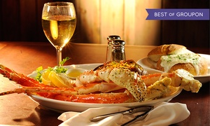Enterprise Fish Co.: $18 for $30 Worth of Seafood and American Cuisine at Enterprise Fish Co.