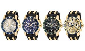 Invicta Pro Diver 17880 Men's Polyurethane Stainless Steel Watch