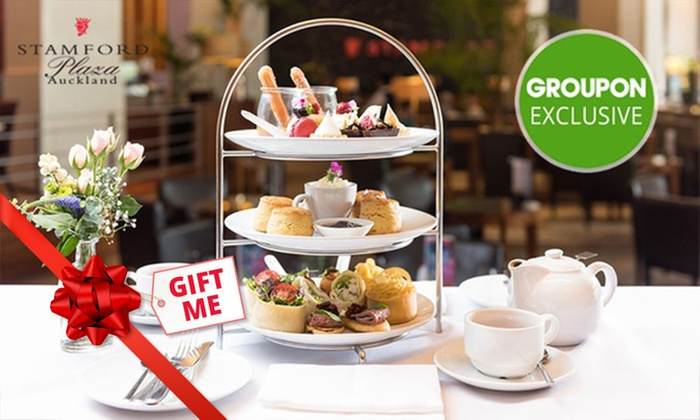 High Tea for 2 ($49) up to 8 ($189) with Optional Sparkling Wine ($255) at Knights On Albert Restaurant (Up to $448 )