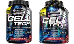 MuscleTech Cell Tech Creatine Powder (3 Lbs or 6 Lbs)