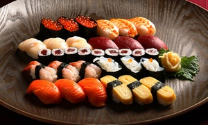 Tao Sushi: Sushi box da asporto con 34 o 68 pezzi al ristorante Tao Sushi