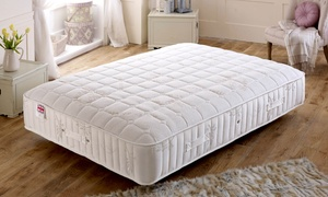 Bamboo Cool Pocket Mattress