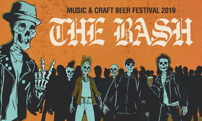 cf9db2e9 The Bash Craft Beer & Music Festival feat. Rancid and More on Saturday, May  11, at 1 p.m. or 4 p.m.