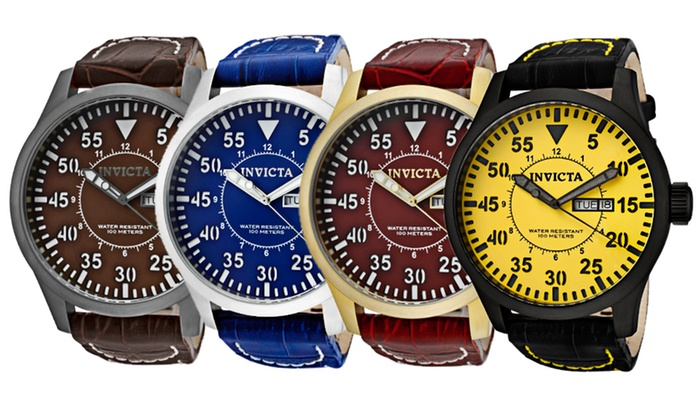 Men's Invicta Specialty/Outdoor Watch: Men's Invicta Specialty/Outdoor Watch (Up to 87% Off). 14 Options Available. Free Shipping.