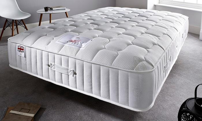 sovereign cashmere 3000 pocket mattress