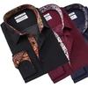 Jordan Jasper Men's Dress Shirt with Contrast Trim