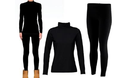 :Set abbigliamento termico da donna / XL-XXL