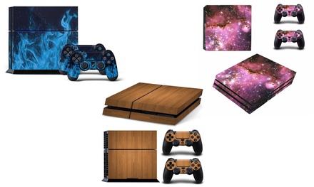 Skins pour consoles PS4 (SaintEtienne)