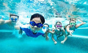 Warriors Sports: Up to 20 Swimming Lessons - Child or Adult at Warriors Sports (Up to 58% Off)