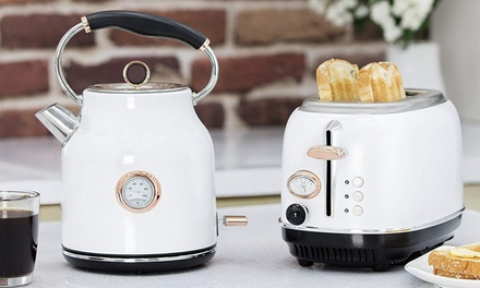 Tower Bottega Kettle and Toaster
