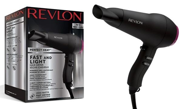 Revlon asciugacapelli, piastre e spazzole, disponibile in 4 tipologie
