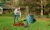 Große Gartentasche mit 2 starken Obergriffen