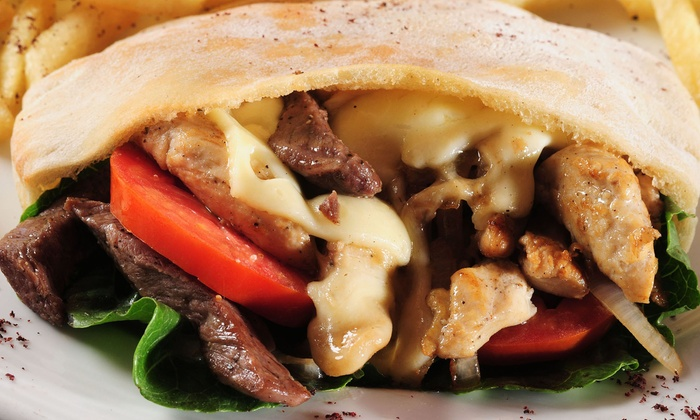 The Döner Haus - Boise: $13 for $20 Worth of Turkish and German Street Food at The Döner Haus