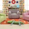 Kids' Flanellette Armchair