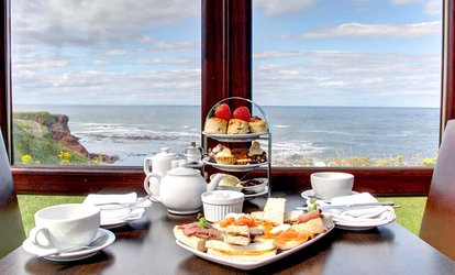 image for Afternoon Tea with Optional Prosecco for Two at The New Bayswell Hotel (Up to 52% Off)