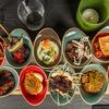 Ron Blaauw: rijsttafel vis/vlees