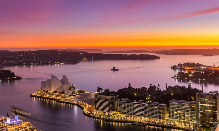 Australia Vacation With Hotel And Air From Great Value