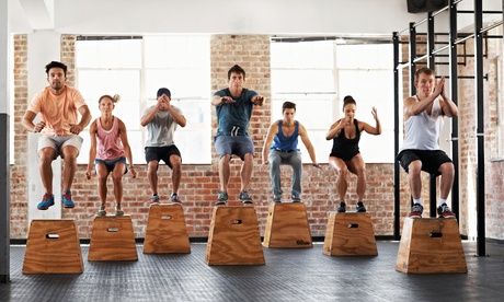 Fitness Classes at Performant Fitness & Core Group Fitness (Up to 83% Off) Three Options Available.