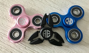 Up to 73% Off Personalized Fidget Spinners from Qualtry