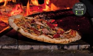 Pizzaria e Chopperia Jangadeiro: Pizzaria e Chopperia Jangadeiro – Sorocaba: entrada, rodízio de pizza e 1 chope por pessoa (opção para 1 ou 2 pessoas)