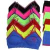Women's Junior Basic Padded Bralettes and Boyshorts Set (12-Piece)