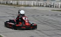 2 tandas para 1 niño o para 2, 4 o 6 adultos o Gran Premio para hasta 8 adultos desde 16,90 € en Circuito de Osona