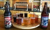 Out of Bounds Brewing Company - Rocklin: Brewery Tour, Flights, and Take-Home Beers for 2 or 4, or Party at Out of Bounds Brewing Company (Up to 53% Off)