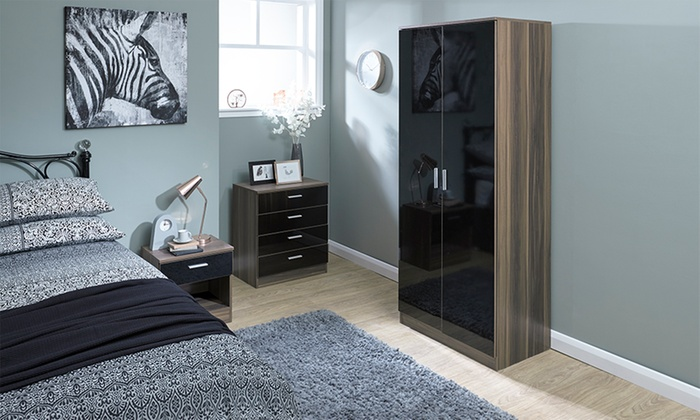 Melbourne Gloss Bedroom Furniture 2