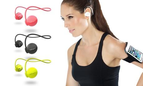 1 o 2 auriculares deportivos Avanca S1 con Bluetooth