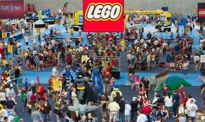 BrickUniverse: BrickUniverse LEGO Fan Expo on June 11 or 12 at 10 a.m.