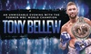 Evening with Tony Bellew
