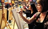 Up to 40% Off Painting Class at Paint Until You Faint