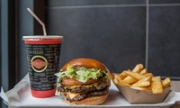 Burger, Fries and Milkshake or Bottomless Soft Drinks at Fatburger, Camden (Up to 50% Off)