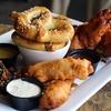 Up to 53% Off Gourmet American Food at Hobnob