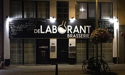 Menu au choix en 4 services chez Brasserie de Laborant à Beerse (à partir de 2 pers.)