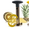 Stainless Steel Pineapple Corer and Slicer Set (2-Piece)
