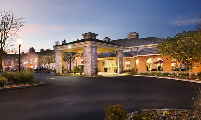 Hotel Indigo Napa Valley Napa Ca